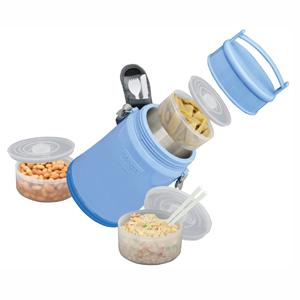 Stainless Steel Vacuum - Food Flasks
