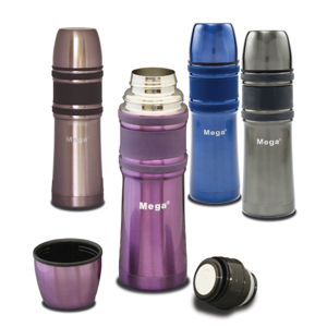 Stainless Steel Vacuum Flasks - Liquid Flasks