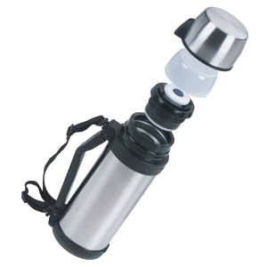 Stainless Steel Vacuum Flasks - Liquid & Food Combinations